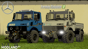 MB Unimog 1200/1600/2100 V4.0 Final Full, 1 photo