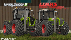 Claas Xerion 3300/3800 V2.0 Final Pack, 3 photo