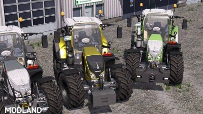 Fendt 700 Vario SCR MR v 1.1, 2 photo