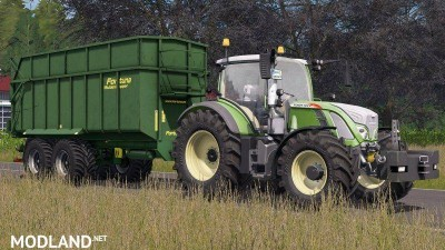 Fendt 700 Vario SCR MR v 1.1, 3 photo