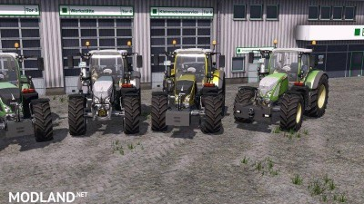 Fendt 700 Vario SCR MR v 1.1, 4 photo