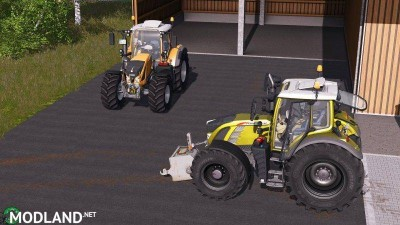 Fendt 700 Vario SCR MR v 1.1, 5 photo