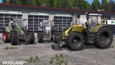 Fendt 700 Vario SCR MR v 1.1, 1 photo