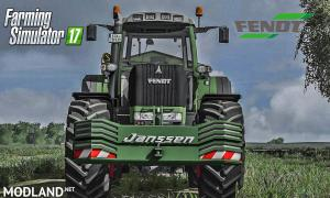 Fendt 900 Vario TMS Full Pack, 1 photo