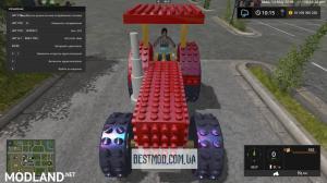Crazy Lego Tractor, 4 photo