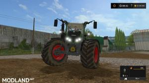 Fendt 700 with Mitas Pneumatic wheels, 2 photo