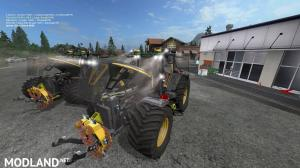 FS17 JOHN DEERE 8530 BLACK SHADOW v 2.2  , 2 photo
