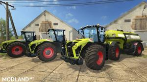 Claas Xerion 4000/4500/5000 Pack, 1 photo