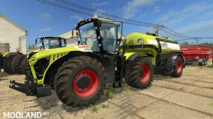 Claas Xerion 4000/4500/5000 Pack, 2 photo