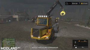 Volvo BM Forwarder A25, 1 photo