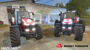 Massey Ferguson 8700 Series v 2.0, 3 photo