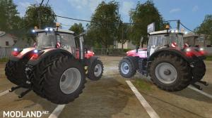 Massey Ferguson 8700 Series v 2.0, 4 photo