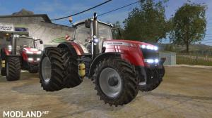Massey Ferguson 8700 Series v 2.0, 2 photo