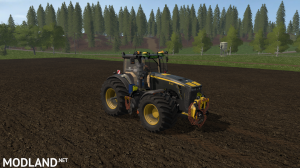 FS17 JOHN DEERE 8530 BLACK SHADOW v 2.2  , 5 photo
