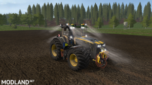 FS17 JOHN DEERE 8530 BLACK SHADOW v 2.2  , 4 photo