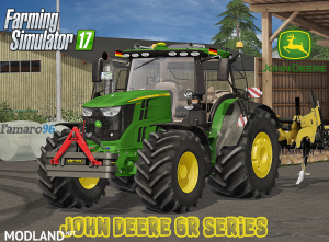 John Deere 6R Series New Pack, 1 photo