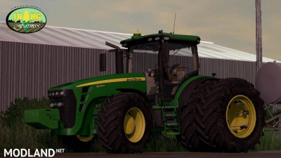 John Deere 8R  EU 2010 FINAL v 2.0, 2 photo