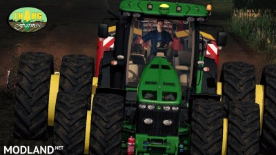 John Deere 8R  EU 2010 FINAL v 2.0, 1 photo