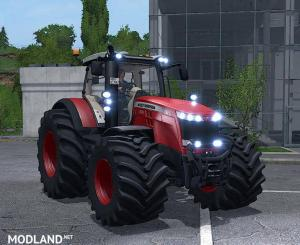 MASSEY FERGUSON 8700 BY ALEX BLUE v 1.0.1.3, 1 photo