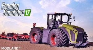 Claas Xerion Full Pack, 1 photo