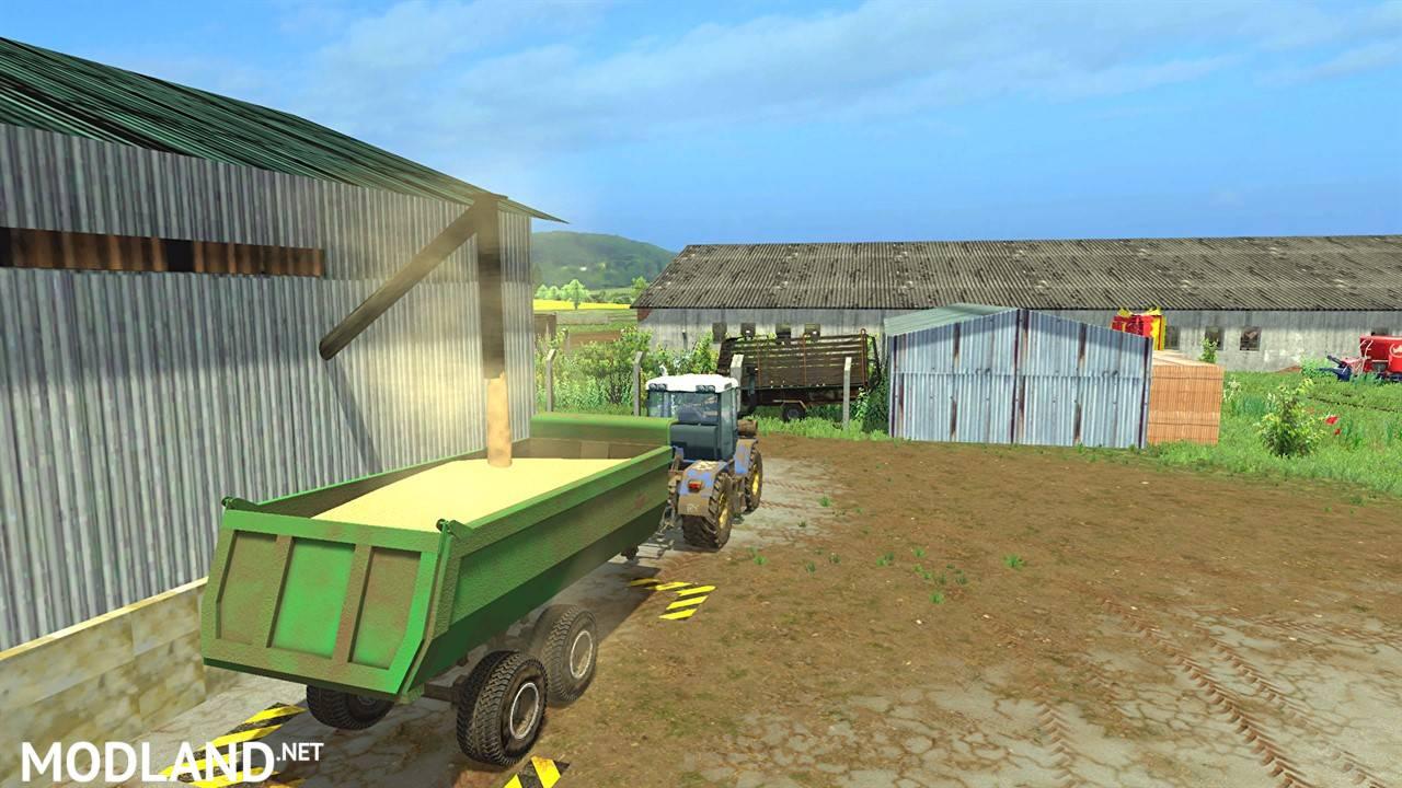 PTS-9 v 1.1 mod Farming Simulator 17