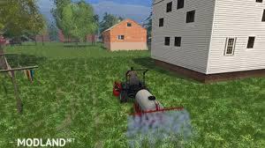 Lawn Spray Trailer Convert