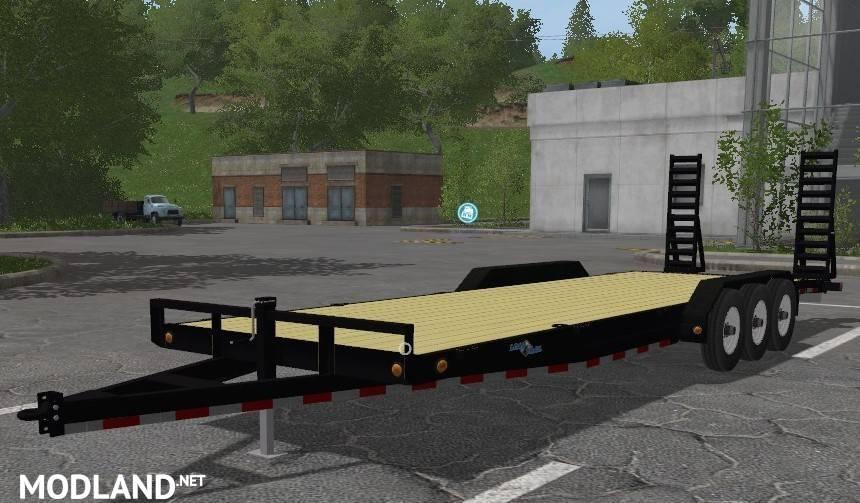 Lawncare Load Trail trailer