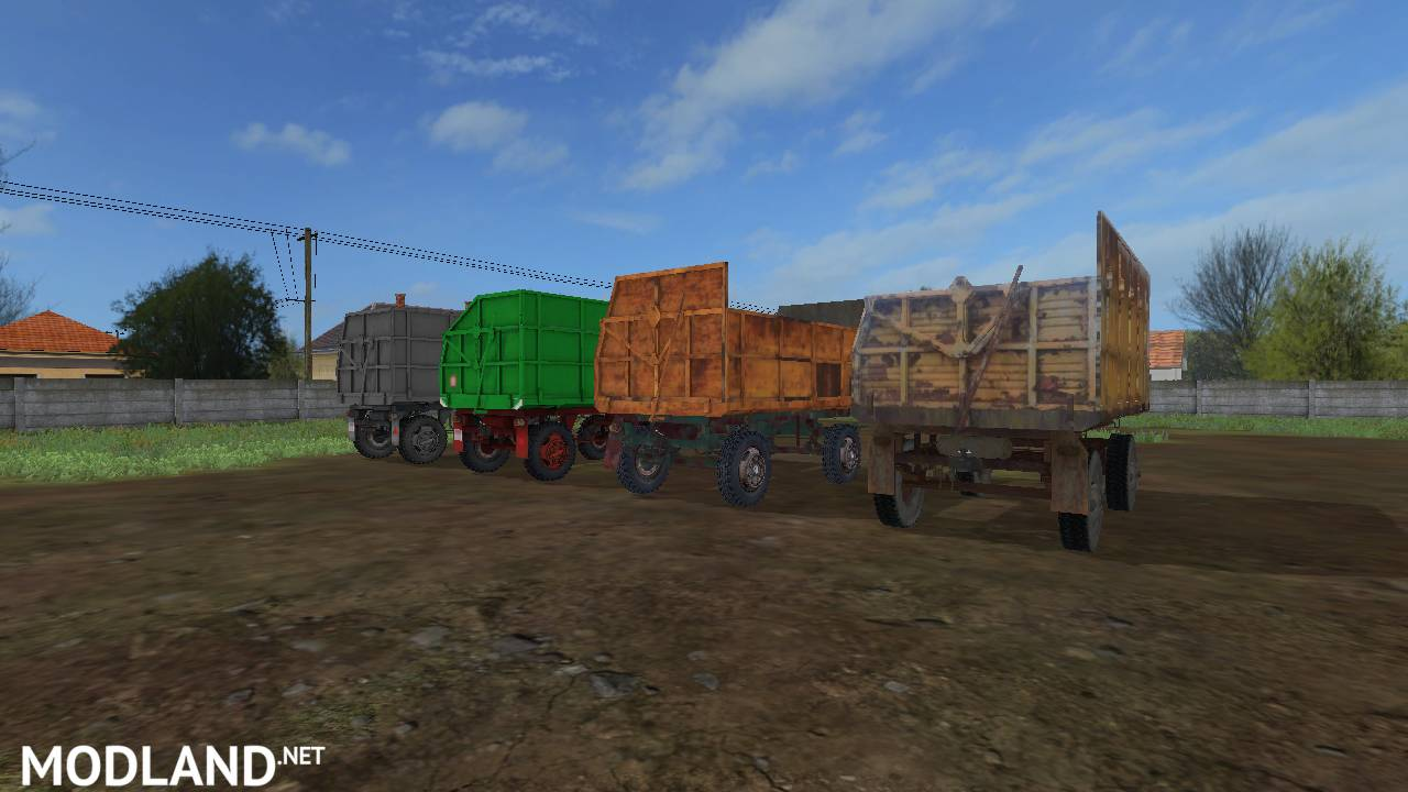MBP 6.5 Silage Trailer Pack