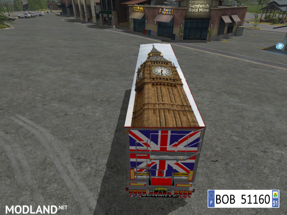 BIG BEN TRAILER BY BOB51160