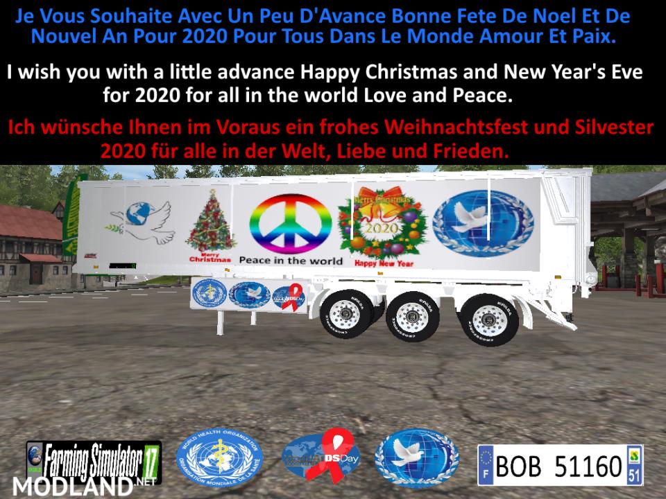 Trailer A New World 2020 by BOB51160