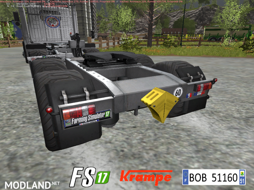 FS17 KRAMPE DOLLY 30L BY BOB51160
