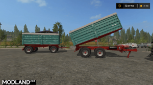 FARMTECH TRAILER SET DH v 1.0, 1 photo