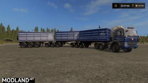 Road train Tonar-95411 v 2.1