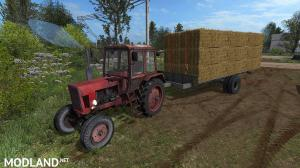 Hungarian Homemade Bale Trailer Pack v 1.0, 2 photo