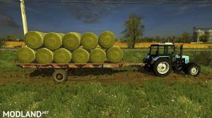 Hungarian Homemade Bale Trailer Pack v 1.0, 4 photo