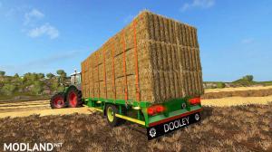 Dooley 23 Foot Bale Trailer UAL, 2 photo
