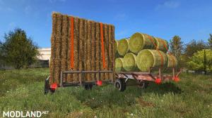 Hungarian Homemade Bale Trailer Pack v 1.0, 3 photo