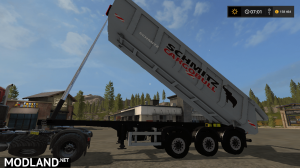 SCHMITZ CargoBull S.KI HEAVY 8.5 v 1.0, 3 photo
