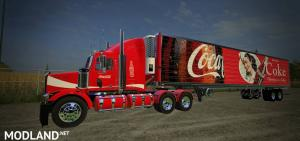 Coke Reefer Trailer, 6 photo