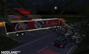 Coke Reefer Trailer, 8 photo