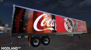 Coke Reefer Trailer, 9 photo