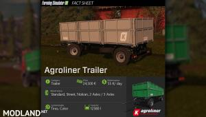 Kroger Agroliner HKD