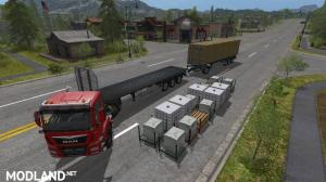 FS17 Fliegl Flatbed Autoload - External Download image