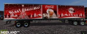 Coke Reefer Trailer, 1 photo