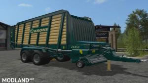 FS17_KroneZX450 V1.0 By Eagle355th, 2 photo