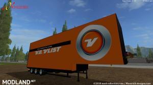 Van der Vlist Trailer Pack v 1.0
