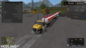 FS17  Tanker with Petro Canada , FlyingJ and Loves and cat skins, 5 photo