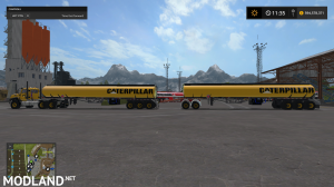 FS17  Tanker with Petro Canada , FlyingJ and Loves and cat skins, 1 photo