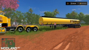 FS17  Tanker with Petro Canada , FlyingJ and Loves and cat skins, 3 photo