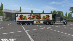 FS17 FRUIT TRAILER v 1.0, 1 photo